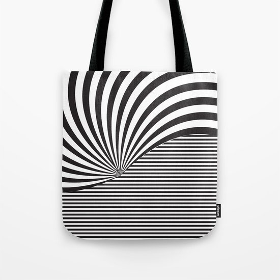 Optical Game 8 Tote Bag