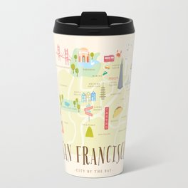 millefeuille Travel Mug