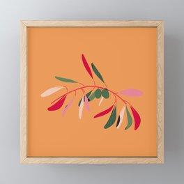 Kill Them With Kindness Framed Mini Art Print