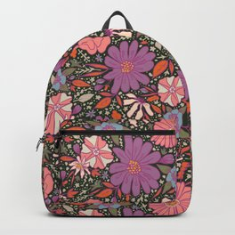 Saint Anthony Park Gardens (nightshade) Backpack