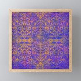 Ethnic Style G270 Framed Mini Art Print