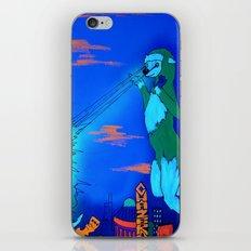 Do what you do, Za-boo-ma-foo iPhone & iPod Skin