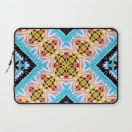 ethnic cross Laptop Sleeve