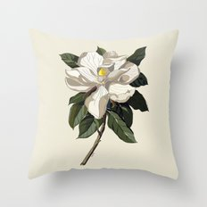 Within a Flower Throw Pillow