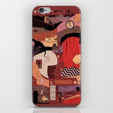 Who is the Dreamer iPhone Skin