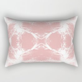 After The Storm - Batik Art Rectangular Pillow