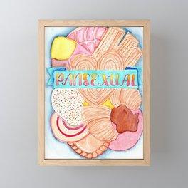 Pansexual Framed Mini Art Print