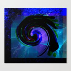 Soul Restoration Symbol Canvas Print