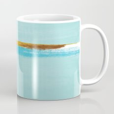 Teal Dream Abstract Mug