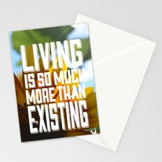 Living&existing Stationery Cards