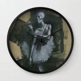 The Dark Dancer Wall Clock