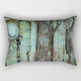 ONE MOON ONE TREE Rectangular Pillow