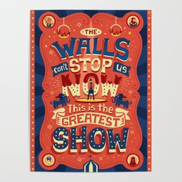 The Greatest Show Poster