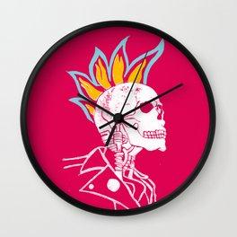 Ride or Die 2.0 Wall Clock