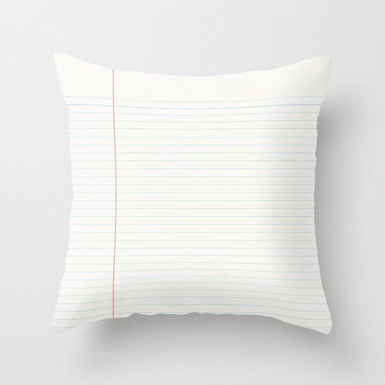 ideas start here 001 Throw Pillow