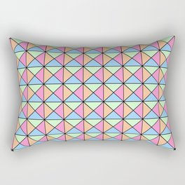 Deco Geo 19 Rectangular Pillow