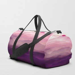 Ultra Violet Day Duffle Bag