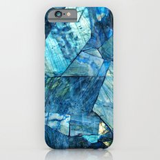 Labradorite Blue Slim Case iPhone 6s