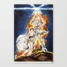 STAR WARS: A New Hope Watercolor Canvas Print