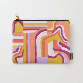 LOLA, Geo Abstract Carry-All Pouch