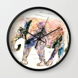 elephant queen - the whole truth Wall Clock