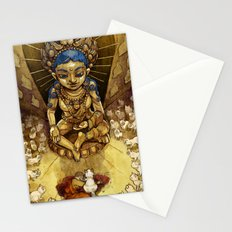 Sacred Cats of Burma Stationery Cards