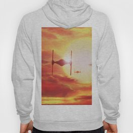 Tie Fighters Hoody