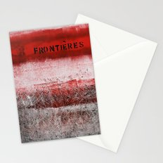 limites Stationery Cards