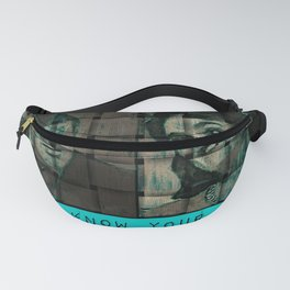 Women: Know Your Limits Fanny Pack
