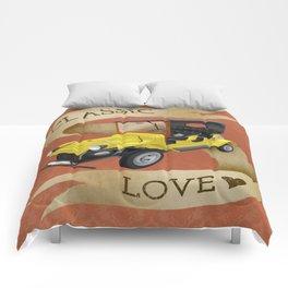 Classic love Comforters