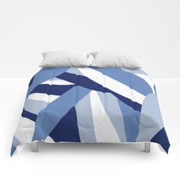 Pucciana Blue Comforters