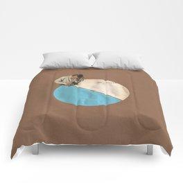 Blue Moon II Comforters