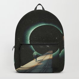 Escaping into the Void Backpack