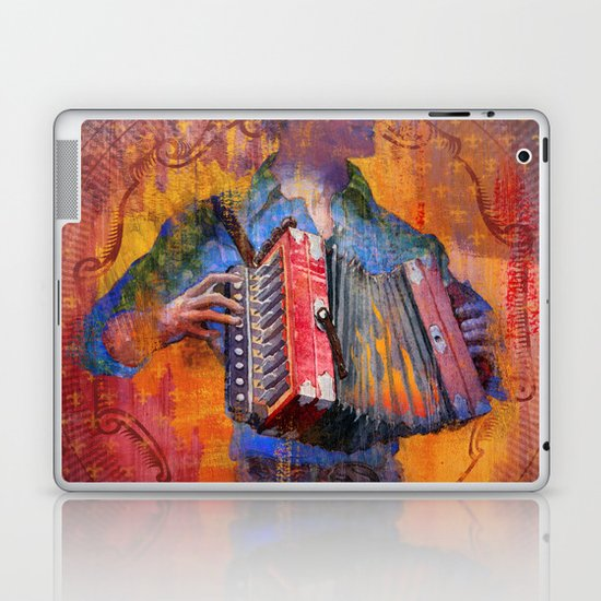 Cajun Country Laptop & iPad Skin
