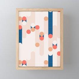 The Sound Of Tiles #society6 #pattern Framed Mini Art Print