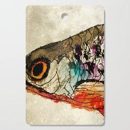 Fish III Cutting Board