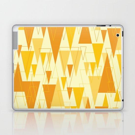 Love Triangle 1 Laptop & iPad Skin