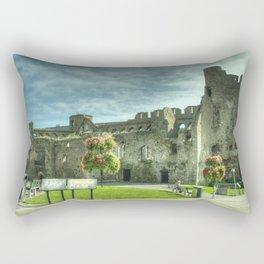 Swansea Castle Rectangular Pillow