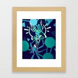 Sugrauh Framed Art Print