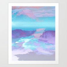 Untitled 20170209t Art Print