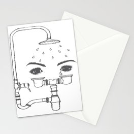 balicus lacrimosus Stationery Cards
