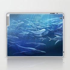 Immigration Sea Creature Laptop & iPad Skin