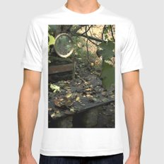 otoño Mens Fitted Tee White MEDIUM