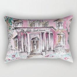 Vacation to Savannah Rectangular Pillow