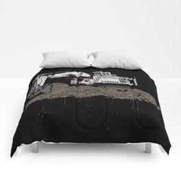 Excavation Comforters