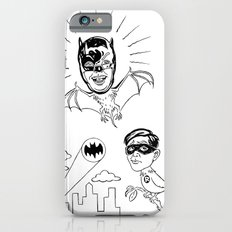 Holy Boastful Bat-man! iPhone 6s Slim Case