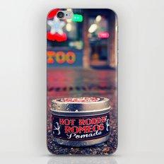 Stay slick! iPhone & iPod Skin