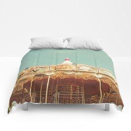 Carousel Lights Comforters