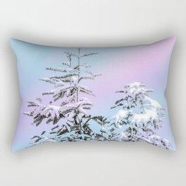 SOFT WINTER Rectangular Pillow