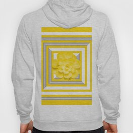 Succulent Plant Yellow Color With Frame #decor #society6 #buyart Hoody